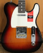 Fender American Professional RW 3 Color Sunburst