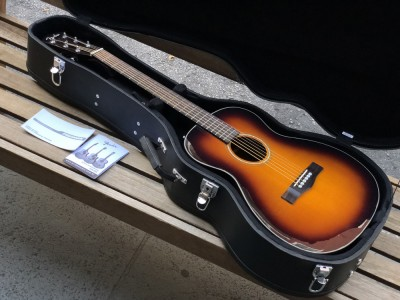 Fender CT-140 SE Travel Solid Top Sunburst Com Case