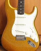 Fender Custom Shop Limited Edition Namm 2019 65 Stratocaster Light Closet Classic Frost Gold