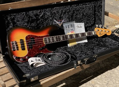 Fender Custom Shop Precision Pro Closet Classic