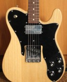 Fender Limited Edition American Vintage 72 Tele Custom Natural