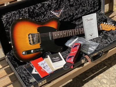 Fender Telecaster Closet Classic Pro Faded 3 Color Sunburst