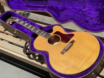 Gibson 1996 EC-30 Blues King Natural