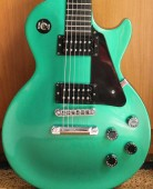 Gibson 2002 Les Paul Studio Metallic Green