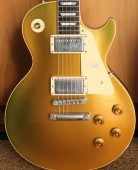 Gibson Custom Limited Edition 2018 57 Les Paul Goldtop Aged
