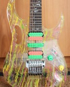 Ibanez Limited Edition Steve Vai Jem 20th Anniversary