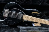 Music Man Sting Ray HH 5 cordas Black-12.jpg