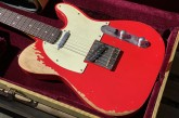 Seizi Vintage Extreme Relic Two Tone Specs SVT Fiesta Red-10.jpg