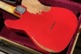 Seizi Vintage Extreme Relic Two Tone Specs SVT Fiesta Red-15.jpg
