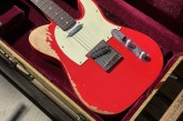 Seizi Vintage Extreme Relic Two Tone Specs SVT Fiesta Red-16.jpg