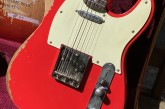 Seizi Vintage Extreme Relic Two Tone Specs SVT Fiesta Red-18.jpg