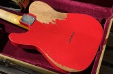 Seizi Vintage Extreme Relic Two Tone Specs SVT Fiesta Red-25.jpg