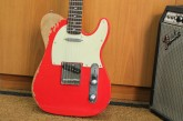 Seizi Vintage Extreme Relic Two Tone Specs SVT Fiesta Red-2.jpg