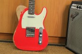 Seizi Vintage Extreme Relic Two Tone Specs SVT Fiesta Red-3.jpg